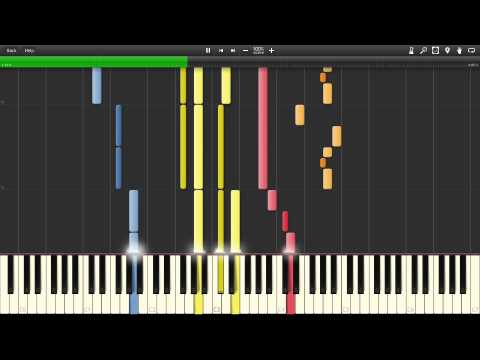 last song piano (megurine luka)