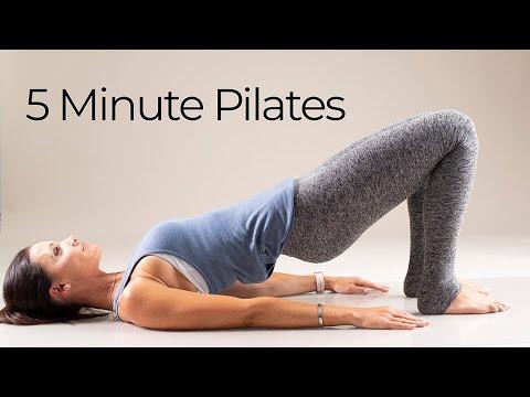 5 Minute Pilates
