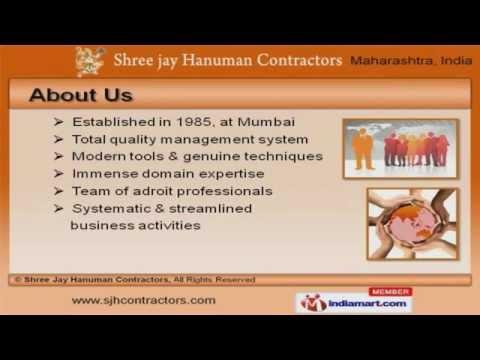 Blasting & Painting Services by Shree Jay Hanuman Contractors, Navi Mumbai
