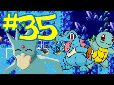 Pokemon Mystery Dungeon Ep 32 Waterfall Surf And Lombre