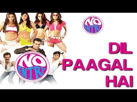 Dil Paagal Hai - No Entry | Anil Kapoor, Bipasha Basu, Celina Jaitly, Lara Dutta & Fardeen Khan
