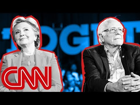 Bernie Sanders and Hillary Clinton's long-standing rift