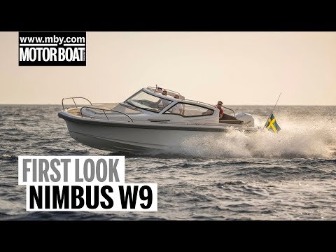 Nimbus W9 | First Look | Motor Boat & Yachting