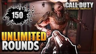 AW EXO Zombies Glitch Spots (Unlimited Rounds and Ammo) & (All Consoles)