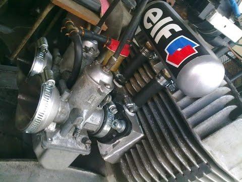 тюнинг двигателя на мотоцикле ява