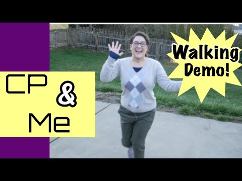 Cerebral Palsy Chat! | CP & Me