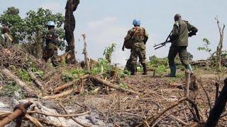 democratic republic of congo inside camp garlic a stronghold of adf militia