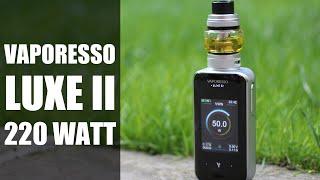 Vaporesso Luxe V2 ÏI 220 Watt Kit