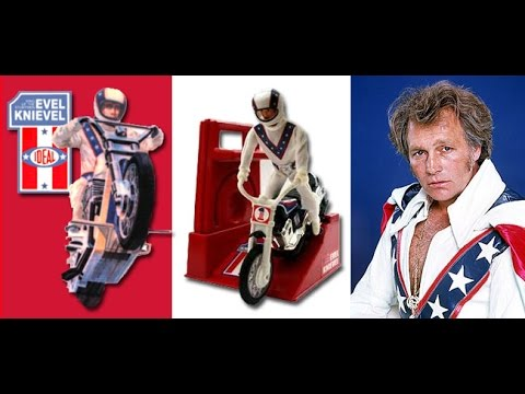 introduction to evel knievel toys from ideal 1972 youtube. Black Bedroom Furniture Sets. Home Design Ideas