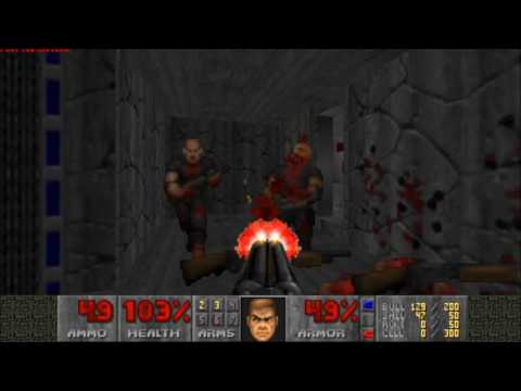 Doom II: Hell on Earth - Part 1
