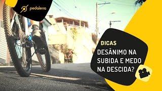 Como enfrentar subidas e descidas com a bike? Pedaleria