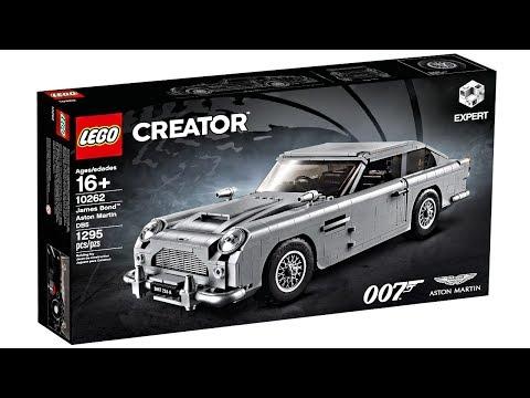 LEGO James Bond Aston Martin - Worst LEGO D2C reveal?