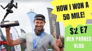 South Downs Way 50 Mile - How I WON - PLUS what went right and WRONG!