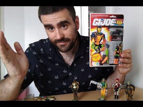 Heti videó: 31# G.I.Joe - Gyalogsági figurák 4.rész