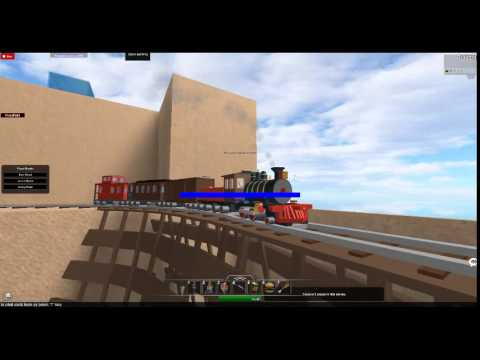 ROBLOX Toy Story 3 (Railroad Chase Scene)