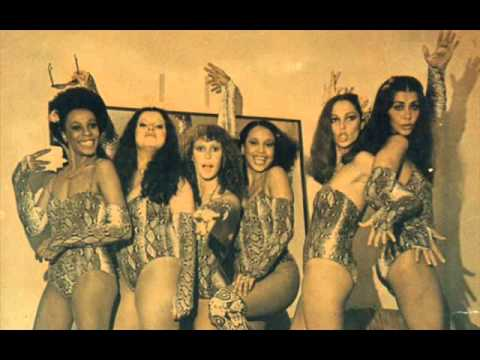 Vídeo Ensaios mulheres