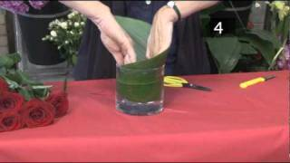 How To Arrange Flowers For A Small Vase