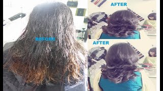 Most Amazing step cutting in a very Easiest way // HAIR CUT //