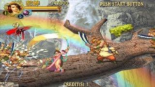 Knights Of Valour: The Seven Spirits [新三国战记-七星转生] Game Sample - Arcade thumbnail