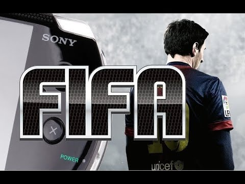 All FIFA Games For PSP