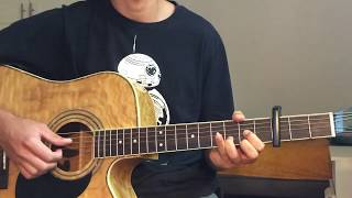 Too Good At Goodbyes - Sam Smith (Acoustic Guitar Cover)