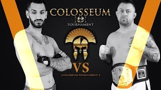 Colosseum Tournament X - Lucian Fule vs Sasa Marcov  ✅