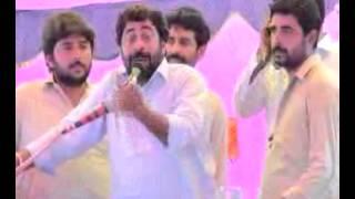 Repeat youtube video Zakir Ghulam Shbir mahota  majlis 28 apr 2013 at gulgasht jhang