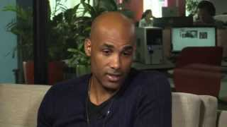 Boris Kodjoe on being really, really good looking