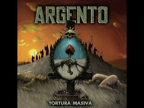 "Argento - ""Tortura Masiva"" [Full álbum] 2016"