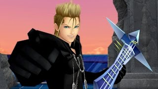 Kingdom Hearts 2: Demyx Boss Fight (PS3 1080p)