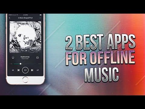 Aplicatii pentru muzica Offline? - iPhone