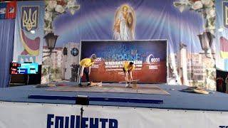 Чемпіонат України до 13р. та Турнір памяті Героїв Чорнобиля з важкої атлетики