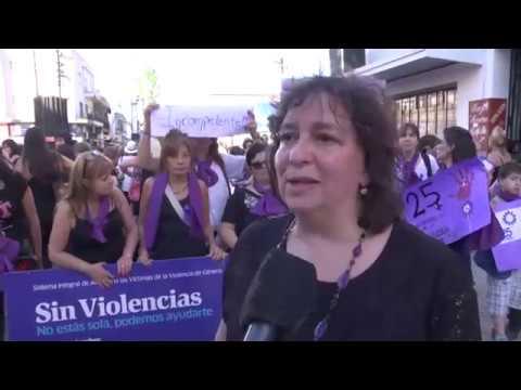 El Municipio de San Martín concientizó sobre la Violencia de Género