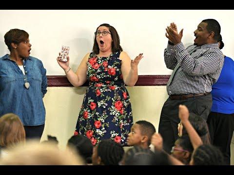 Jennifer Gordon Joins Massachusetts Milken Educators at Banneker Charter in Cambridge