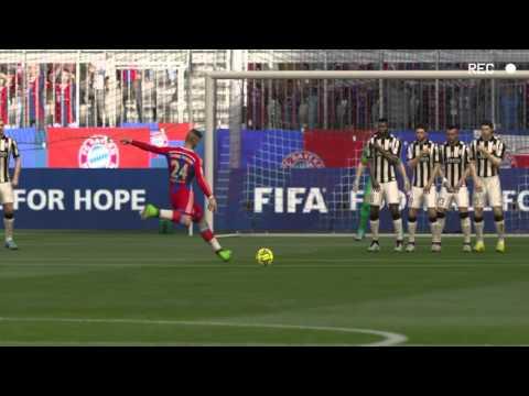FIFA Coup Franc Partie #1