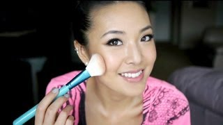 One of From Head To Toe's most viewed videos: How to Apply Blush & Highlighter
