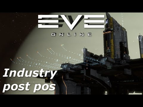 EVE Online - industry after the POS system