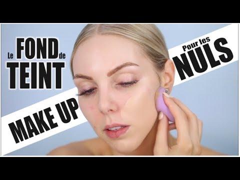❥LE FOND DE TEINT | MAKE UP POUR LES NULS