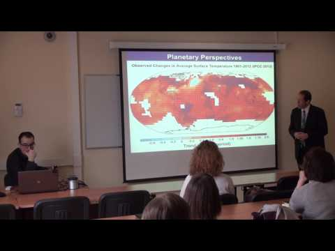 "Research seminar ""Arctic Sustainability Across the 21st Century"""