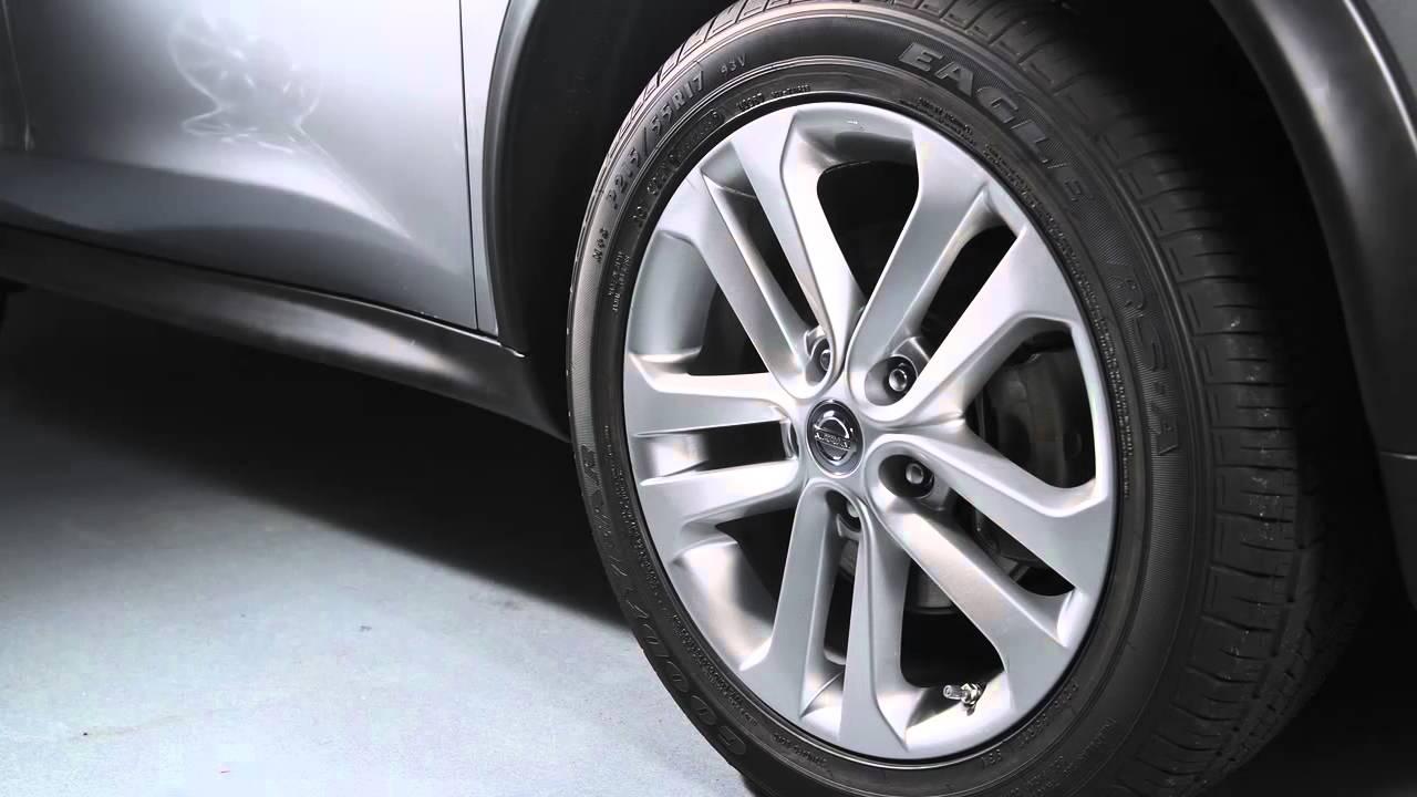 2014 Nissan Juke Tire Pressure Monitoring System Tpms