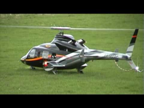 Bell 430 RC Turbine Helicopter LX-MARC 1st Flight