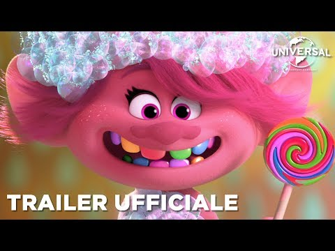 Trolls World Tour - Trailer Italiano (Universal Pictures Italy) HD