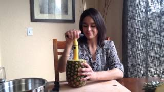 Good Grips Pineapple corer review do over!