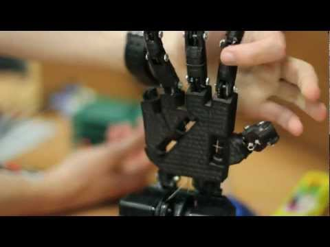 Electrical Project - Control Systems Prosthetic Hand