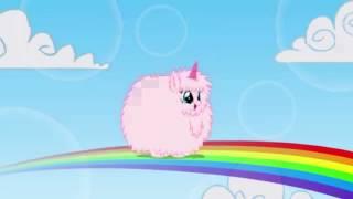 Pink Fluffy Unicorns Dancing On Rainbows (EARRAPE) - Stonker