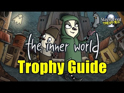 The Inner World | Trophy Guide - 2 Hour Platinum! (With Commentary)