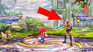 The Rock In Super Smash Bros! - Confirmed for Switch?