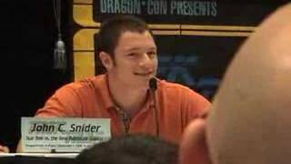 DC 2006 - BattleStar Galactica/Star Trek panel pt 3