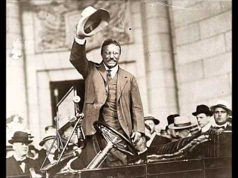 An Excerpt from a Theodore Roosevelt Speech on Social and Industrial Justice