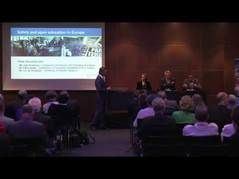 EU panel discussion on the Rotterdam Declaration